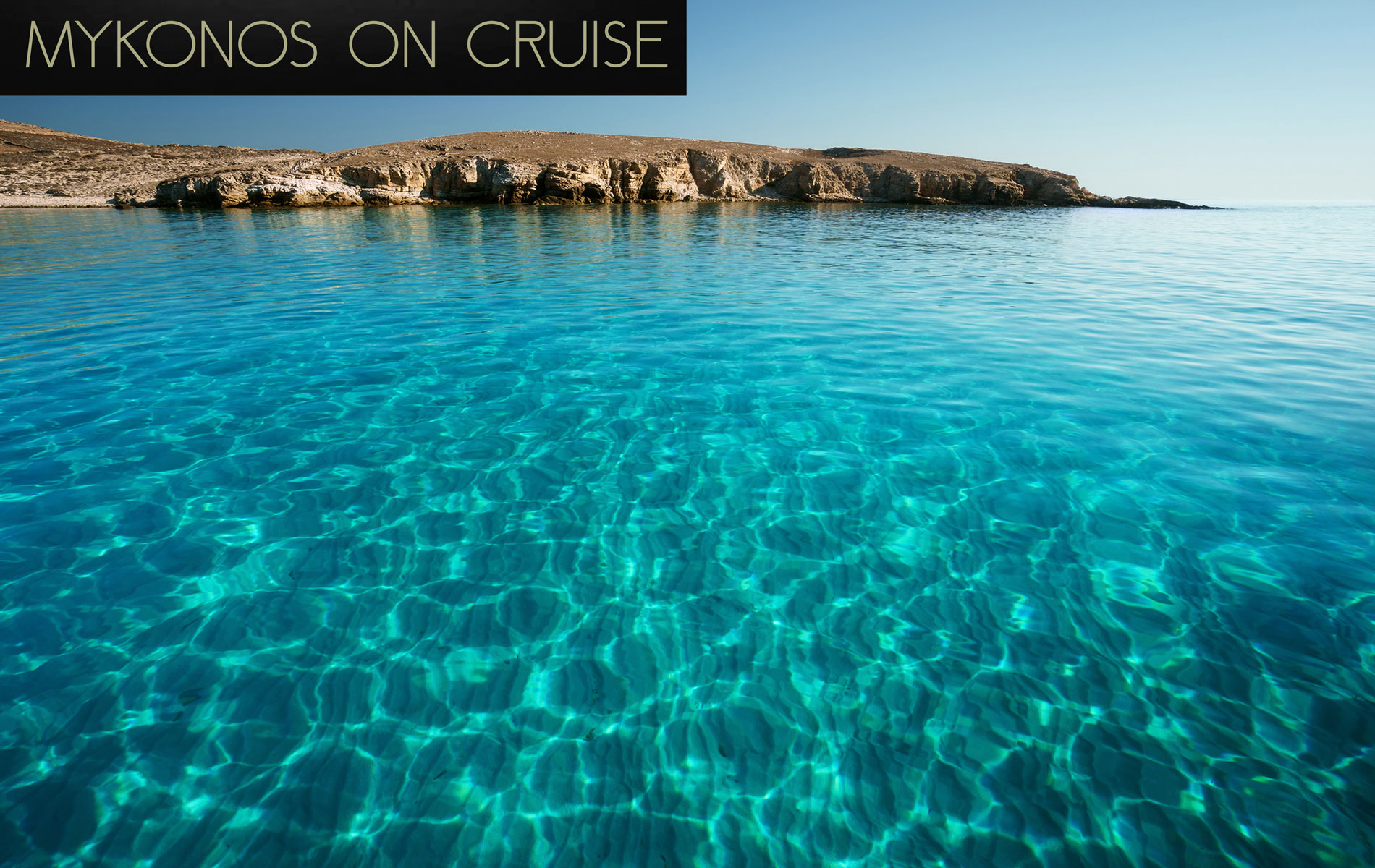 mykonos on cruise - yacht charters, speed boat rentals and daily cruises in Mykonos