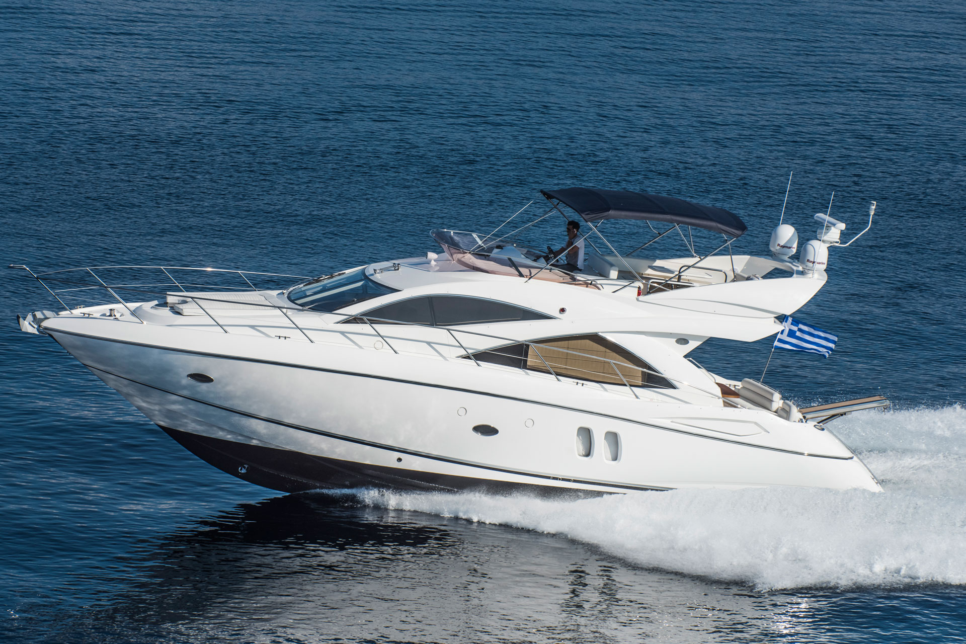 sunseeker 52' Motor Yacht Charters Mykonos