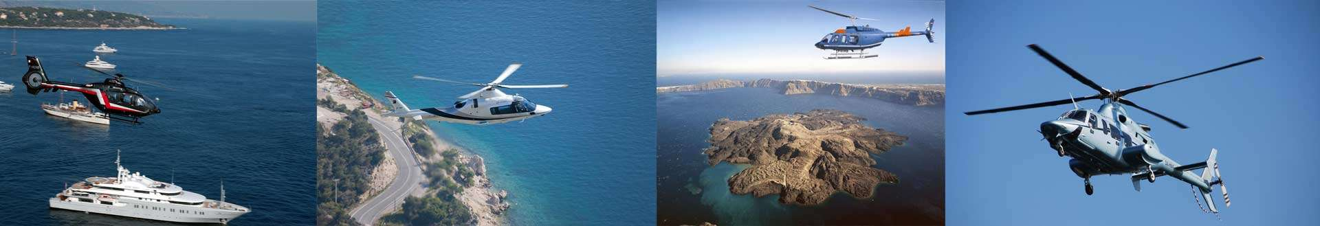 island hoping and helicopter tours and charters in mykonos