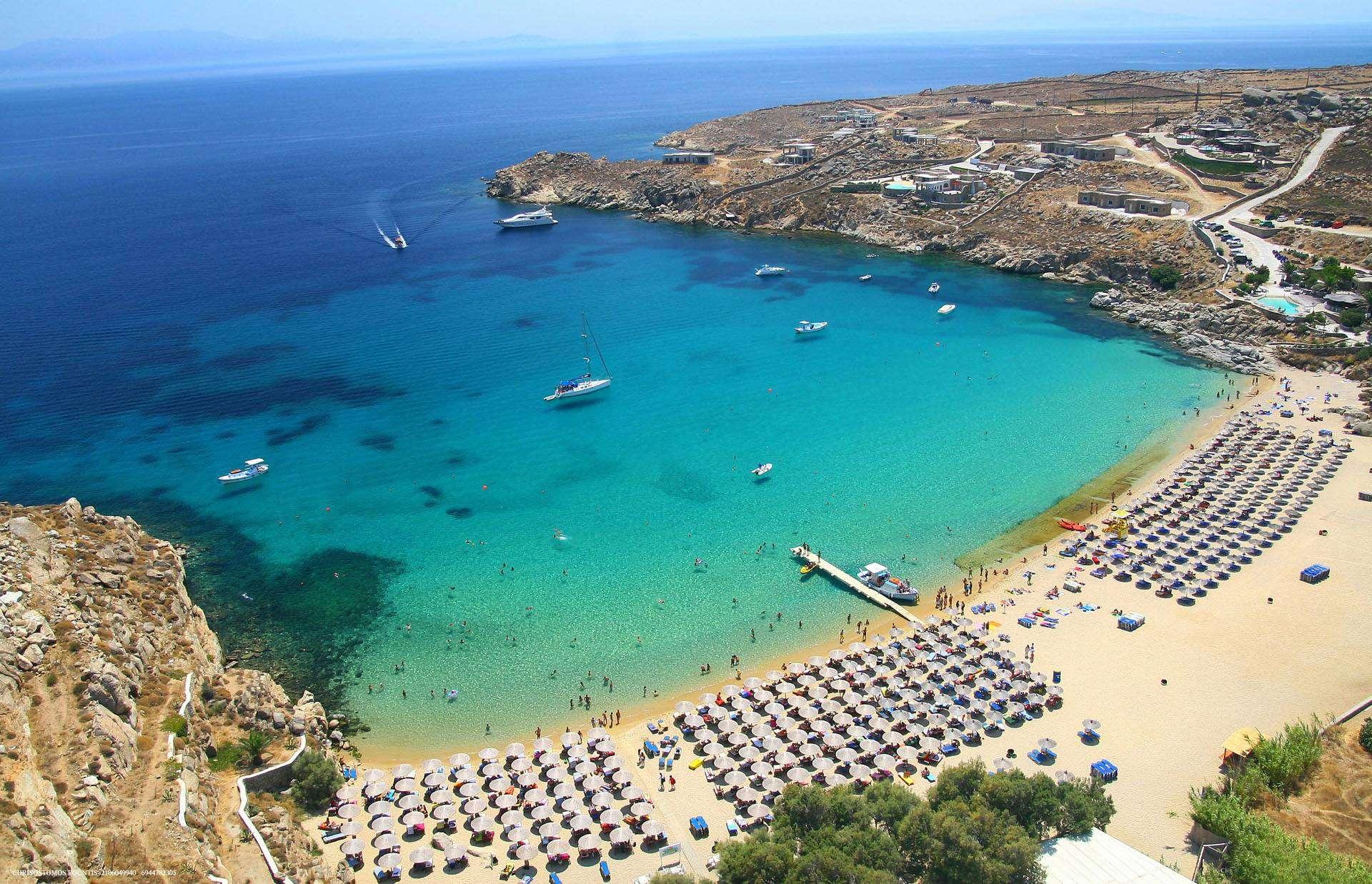 Beach Super Paradise Mykonos VIP