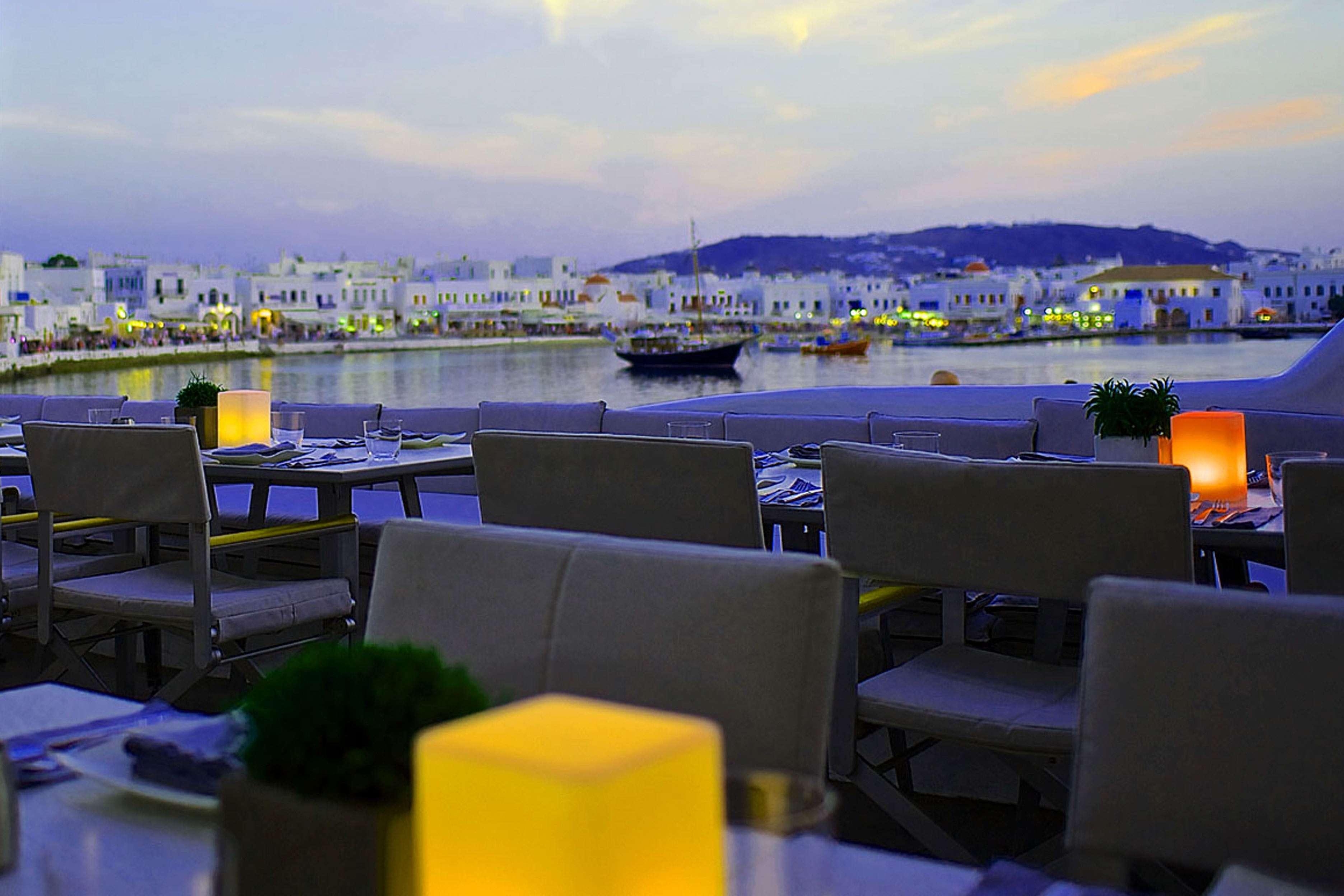 Remezzo Mykonos Restaurants