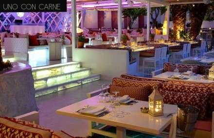 Uno Con Carne Mykonos Restaurants