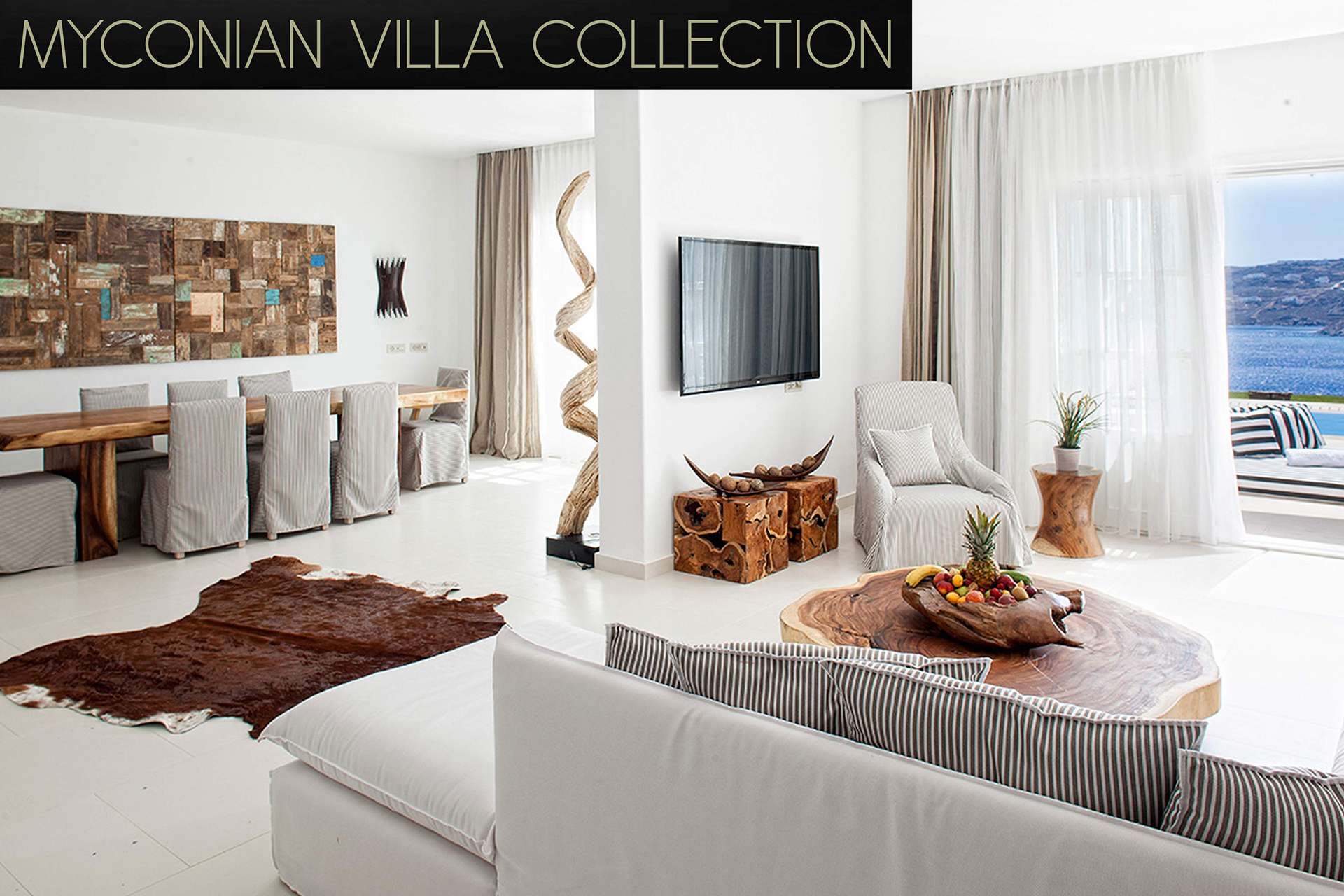 Myconian Villa Collection Mykonos Resort