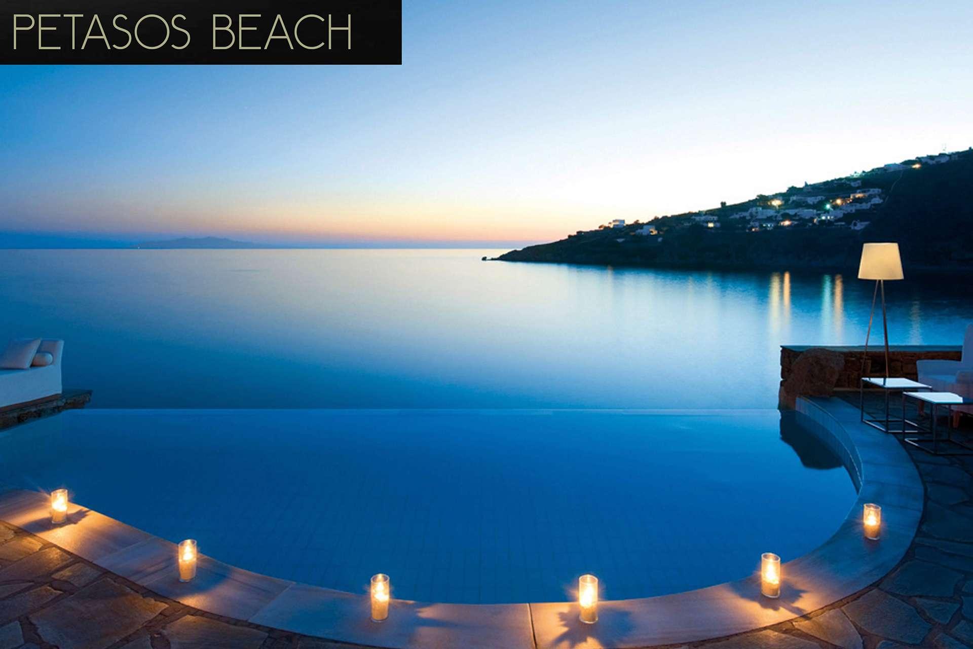 Petasos Beach Mykonos Resort