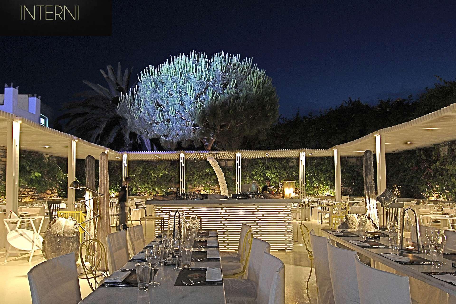 Interni Mykonos Restaurants
