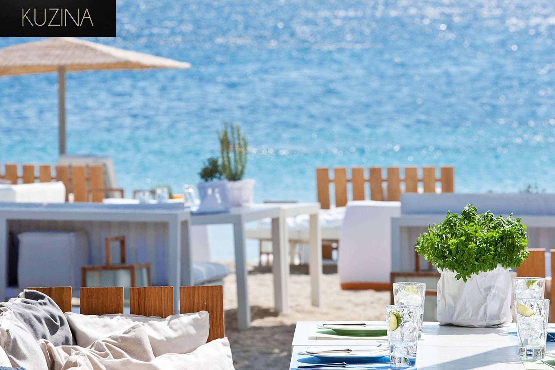 Kuzina Mykonos Restaurants