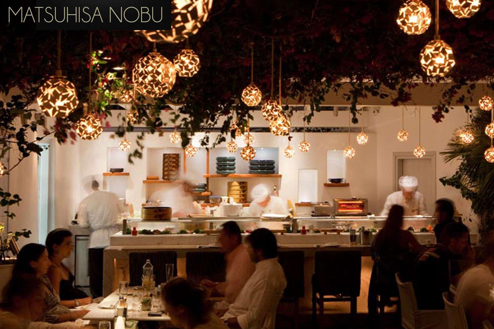 Nobu Mykonos Restaurant