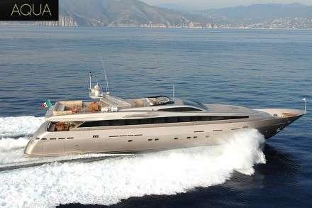 Aqua Motor Yacht Charters Mykonos
