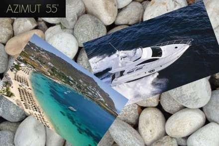 Azimut Yacht Charters Mykonos