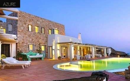 Azure Villa Rentals Mykonos