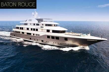 Baton Rouge Mega Yacht Charters
