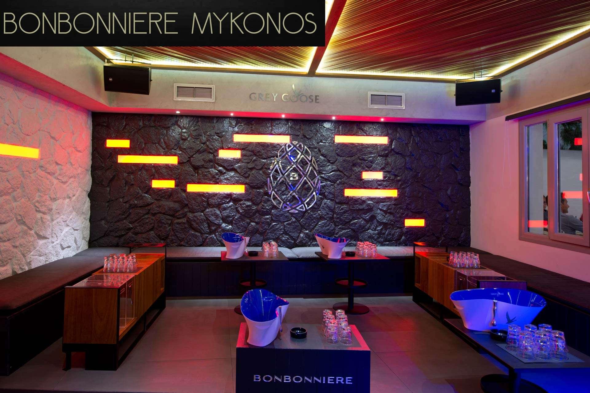 Bonbonniere Club Mykonos