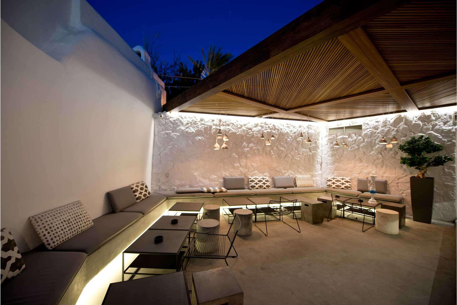 Bonbonniere Club Mykonos Lounge