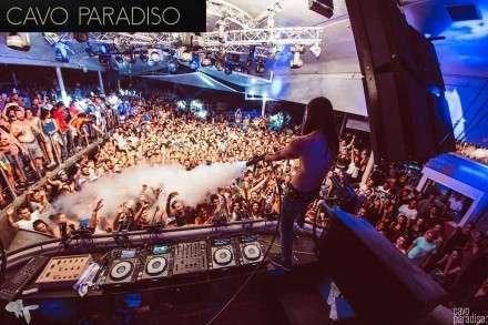 Club Cavo Paradiso Mykonos