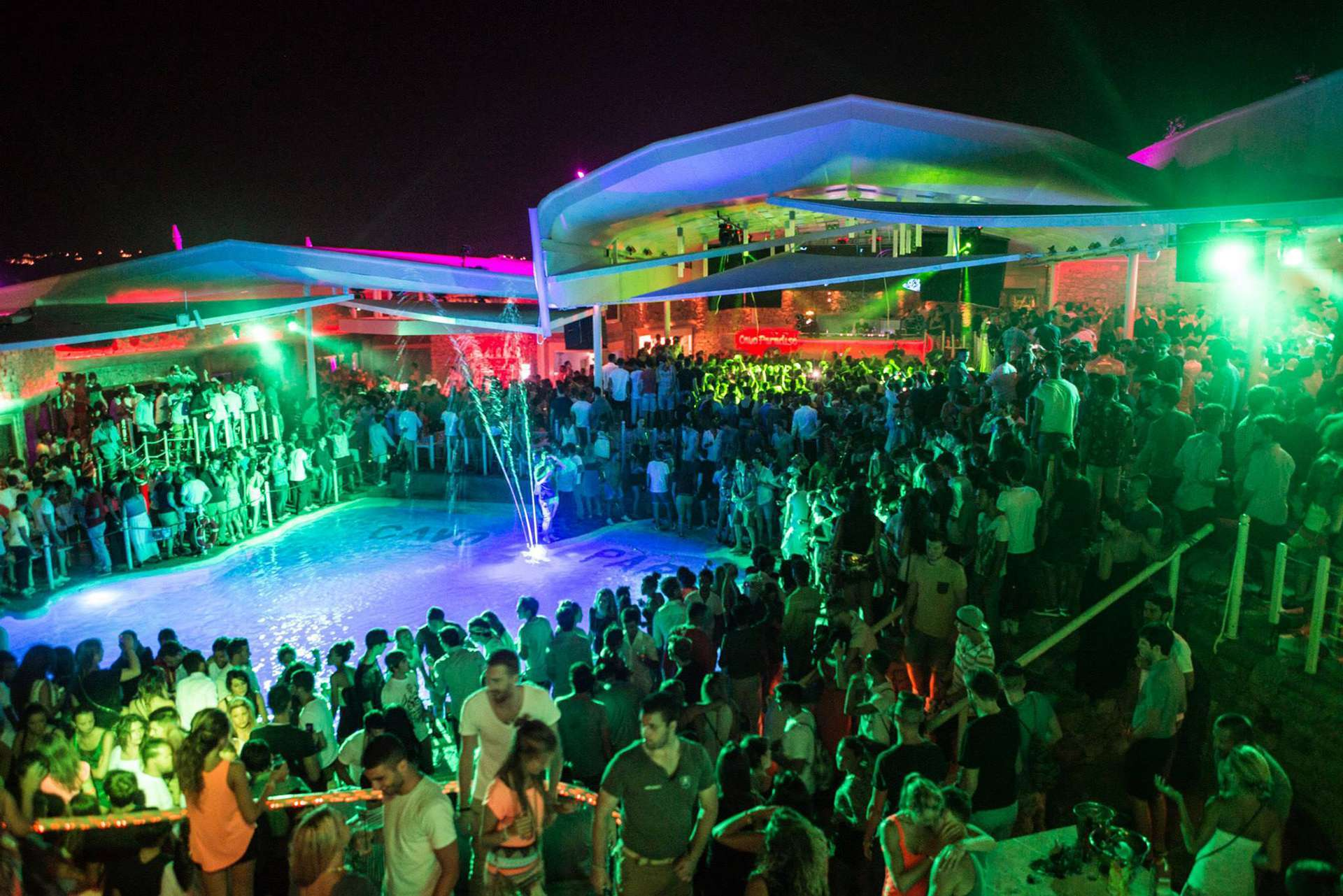 Cavo Paradiso Mykonos Club Pool