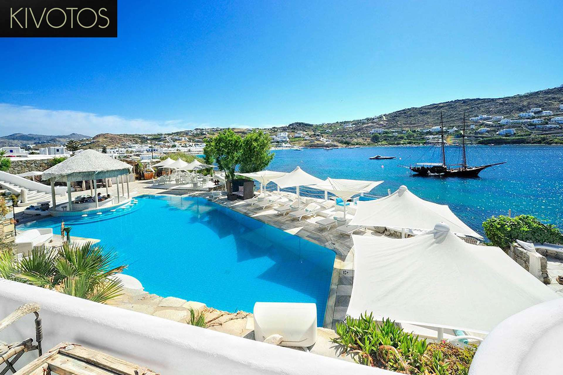 Kivotos Mykonos Resort