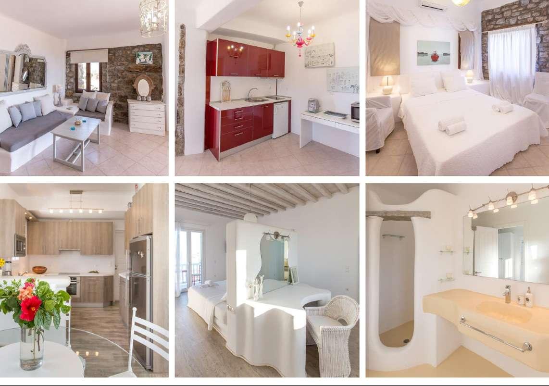 Alegria Villa Rentals Mykonos