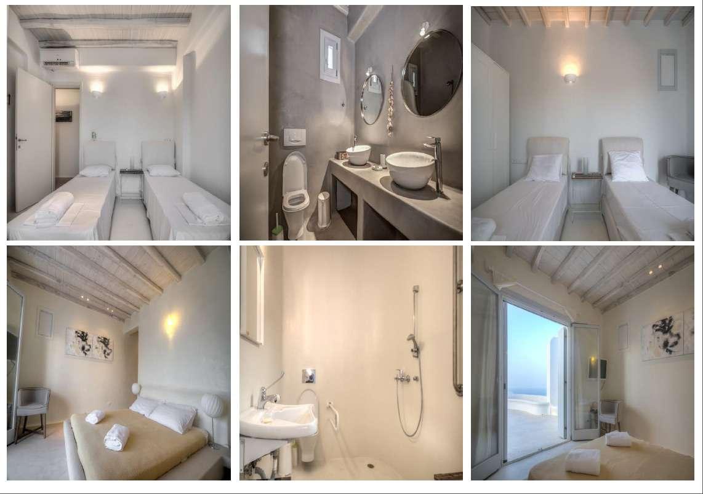 Mykonos villa rentals villa melmastia