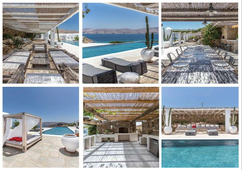 Best Island Beaches For Partying Mykonos St Barts: Villa Rentals - Mykonos Exclusive