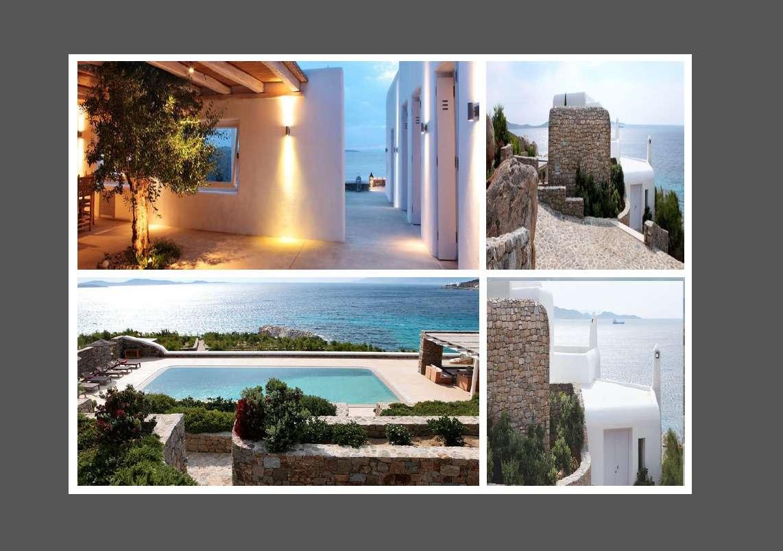 Kosta Ilios villa rentals Mykonos