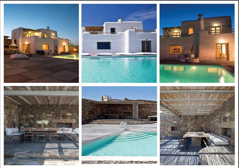 Poseidon One Villa rentals Mykonos