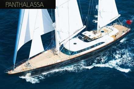 Panthalassa Mega Yacht Charters Mykonos