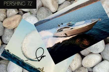 Pershing 72 Motor Yacht Charters Mykonos