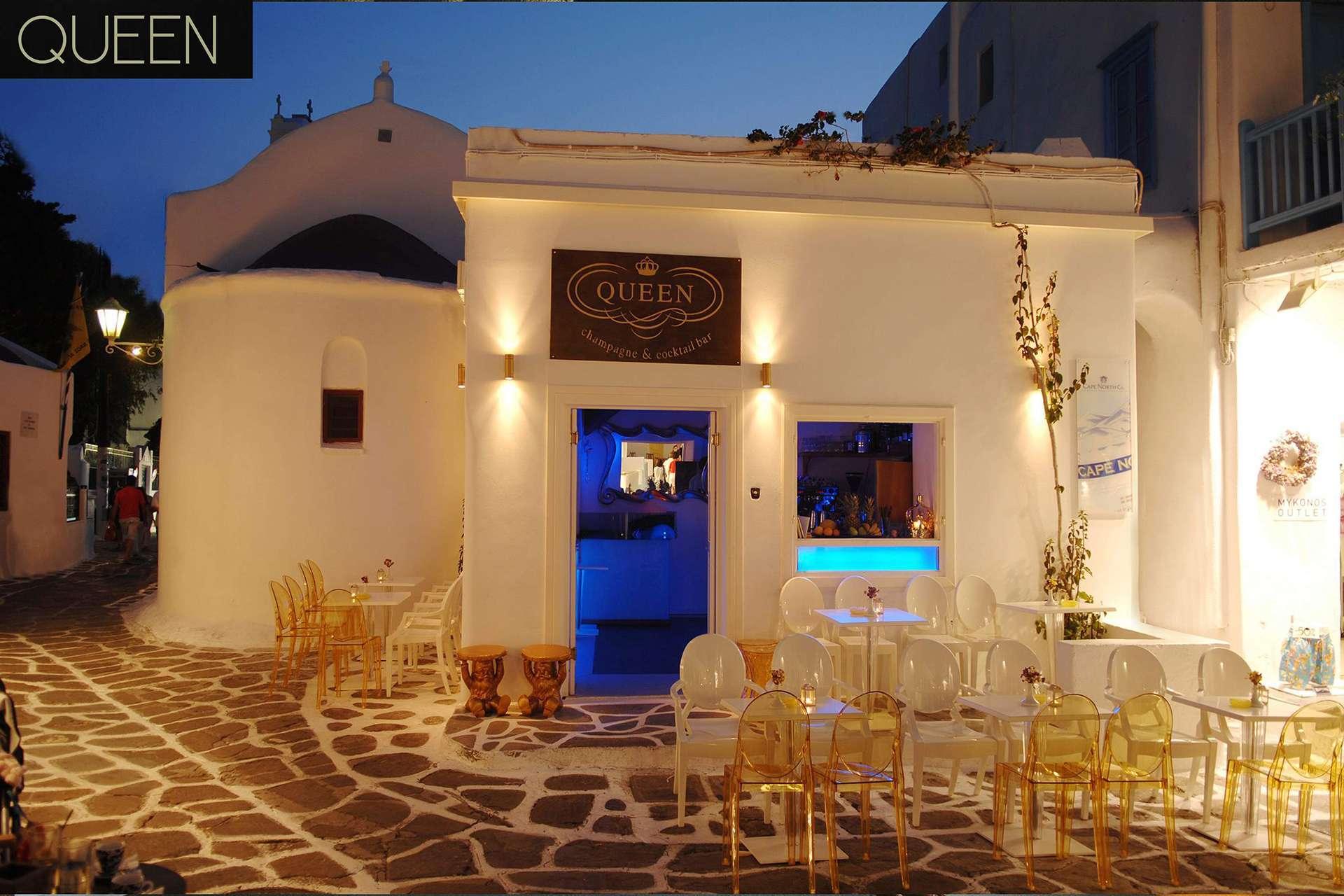 Queen Bar Mykonos