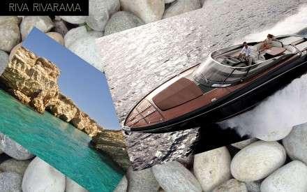 Riva Rivarama 44 Motor Yacht Charters Mykonos
