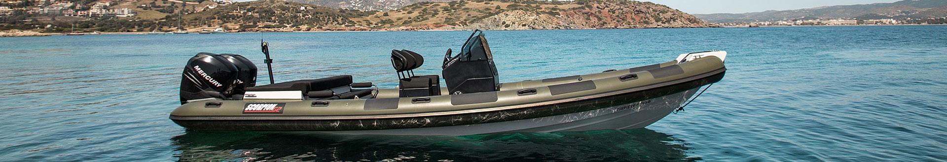 mykonos ribs speed boat rentals
