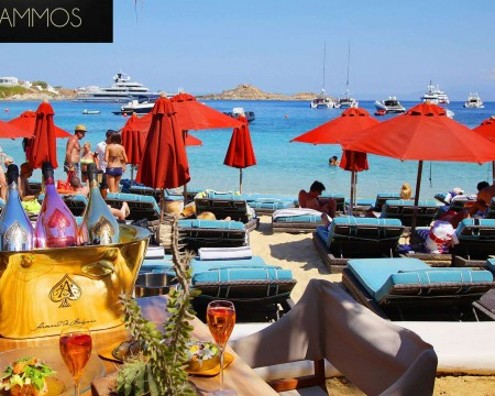 NAMMOS  | MYKONOS HIP RESTAURANTS