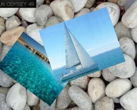 SUN ODYSSEY 49′ | MYKONOS SAILING YACHT CHARTERS