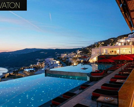 AVATON | MYKONOS RESORTS & SPA HOTELS