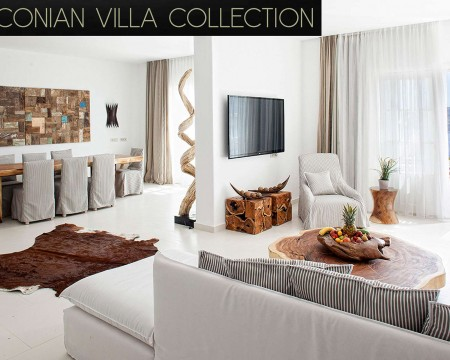 MYCONIAN VILLA COLLECTION | MYKONOS RESORTS & SPA HOTELS