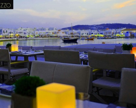 REMEZZO  | MYKONOS HIP RESTAURANTS